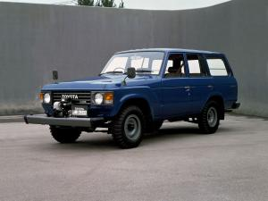 1980 Toyota Land Cruiser 60 STD
